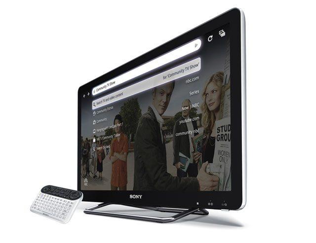 Sony GoogleTV