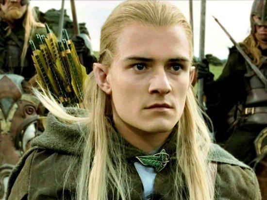 Orlando Bloom Legolas The Hobbit