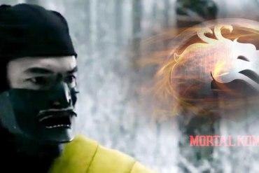 Nueva película de Mortal Kombat