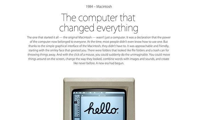 Macintosh 128K - Apple celebra los 30 años del Macintosh