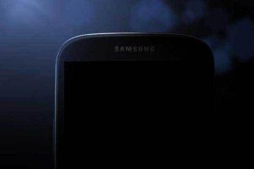 Galaxy SIV teaser