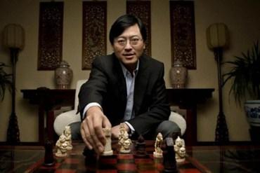 Yuanqing Yang Lenovo
