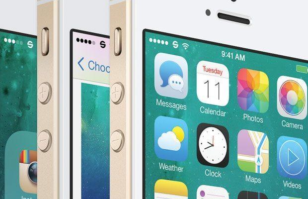 Ayeris tema para iOS 7