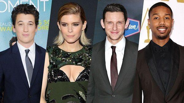 Fantastic Four casting