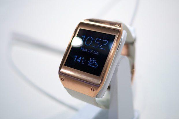 Samsung Galaxy Gear (blanco)