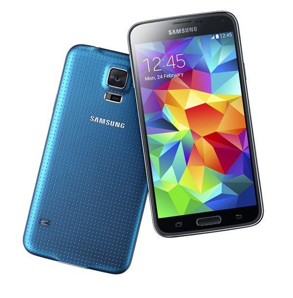 samsung galaxy s5 azul