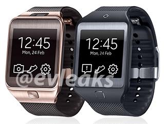 Samsung Galaxy Gear 2 y Galaxy Gear 2 Neo