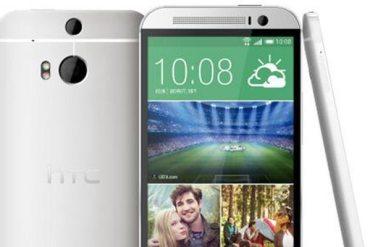 Mockup HTC M8 (Nuevo HTC One)