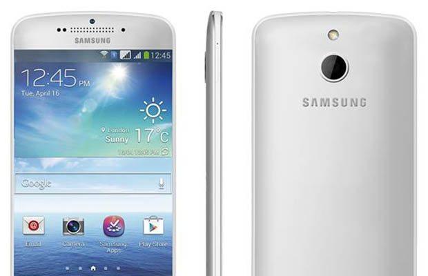Concepto del próximo Samsung Galaxy S5