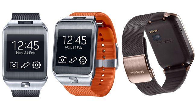 Samsung Gear 2 colores