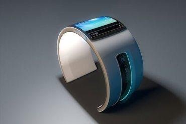 Concepto Google smartwatch