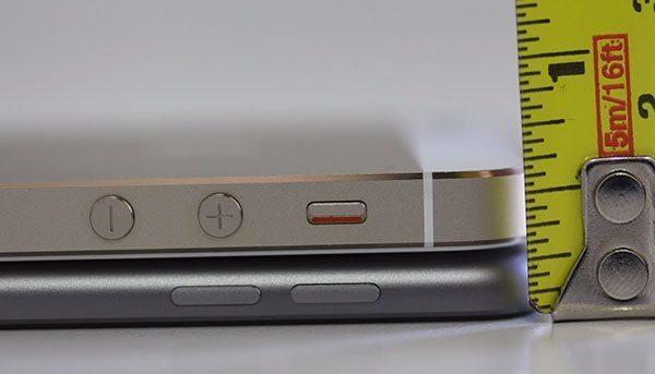 Tamaño iPhone 6 - Rumor
