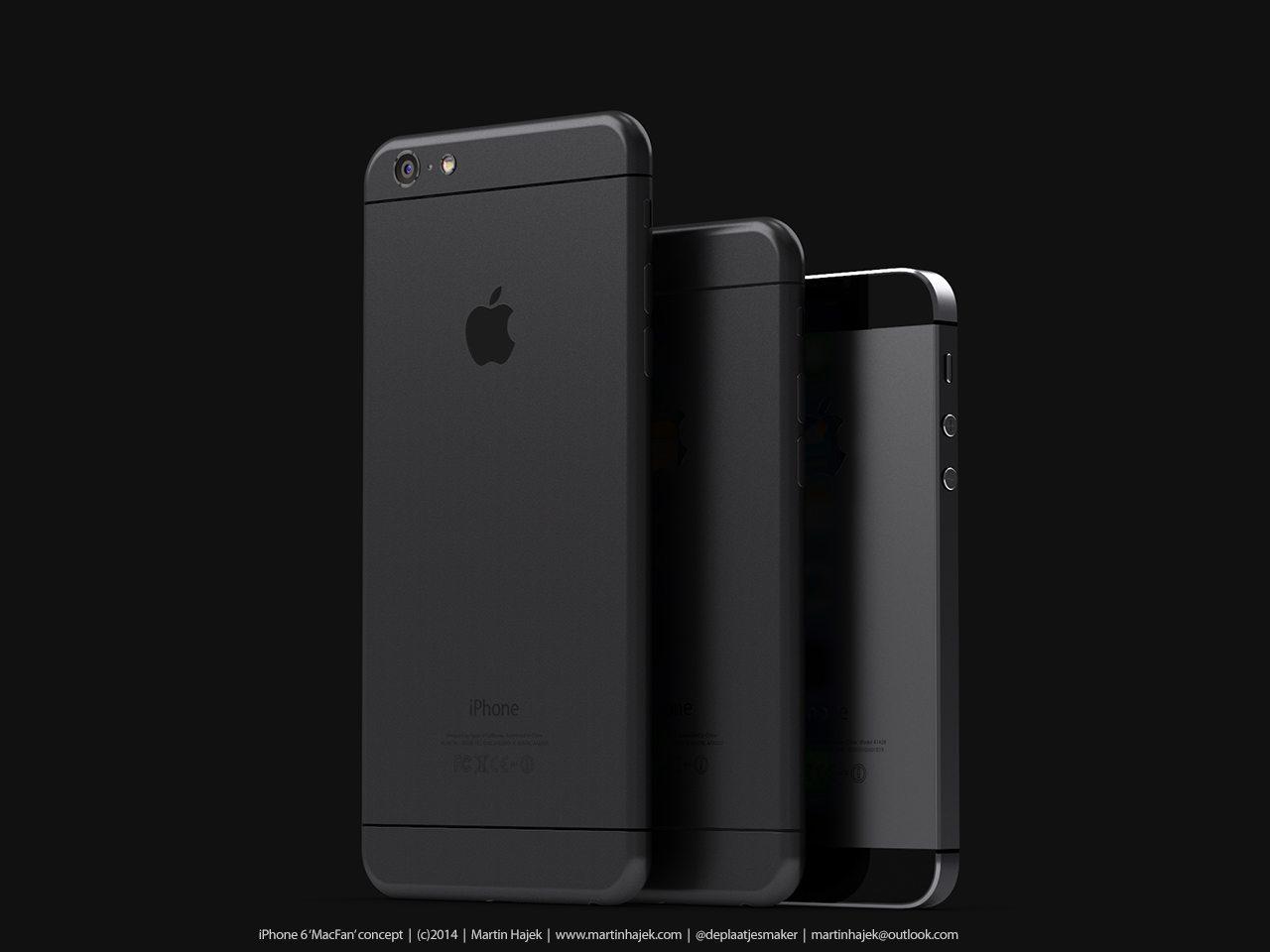 Renders iPhone 6