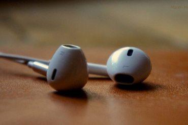 Audífonos de Apple