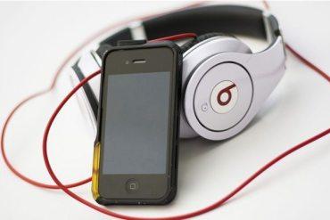 Beats y iPhone