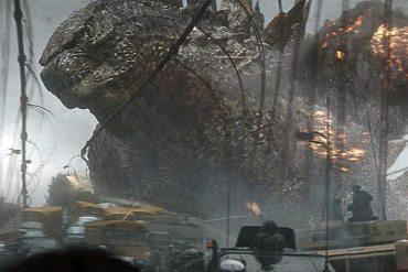 Película Godzilla 2014
