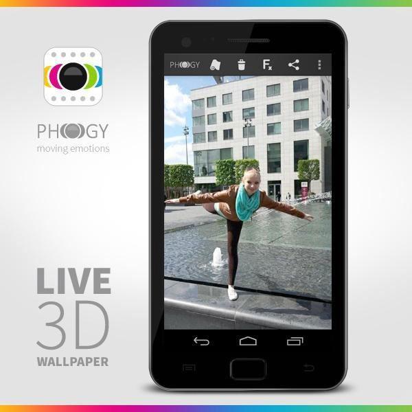 Apps Android de la semana - Phogy 3D