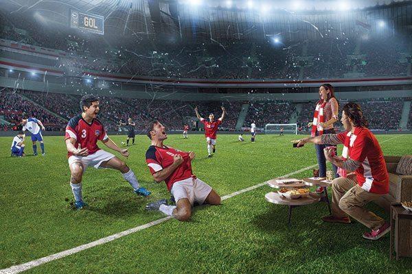 Sony Bravia FIFA