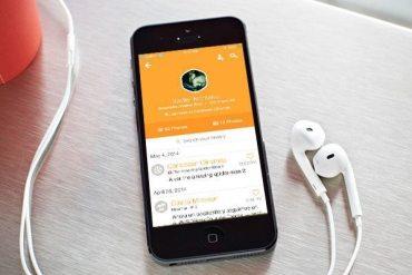 Swarm para iPhone y Android