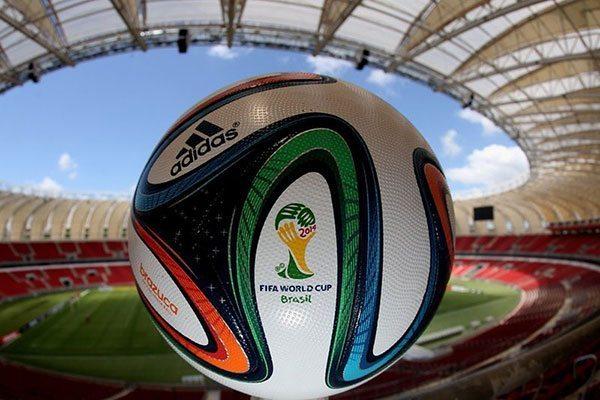 Brazuca - Brasil 2014