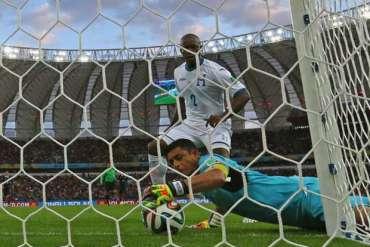 Goal Control - Tecnología Goal Line