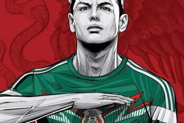 Brasil 2014 - México