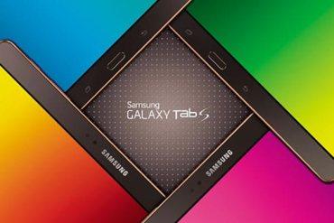 Samsung Galaxy Tab S 10.5 y 8.4
