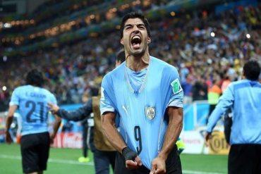 Brasil 2014: Luis Suarez - Uruguay