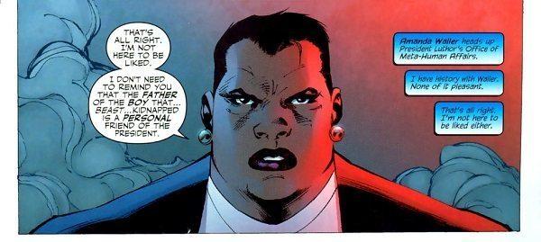 Amanda Waller - Batman v Superman: Dawn of Justice