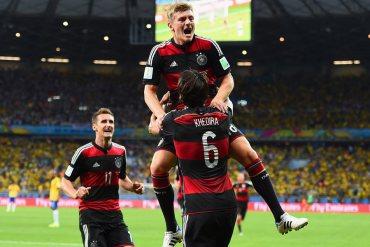 Semifinal Brasil 2014 Alemania vs Brasil