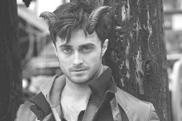 Película Horns Daniel Radcliffe