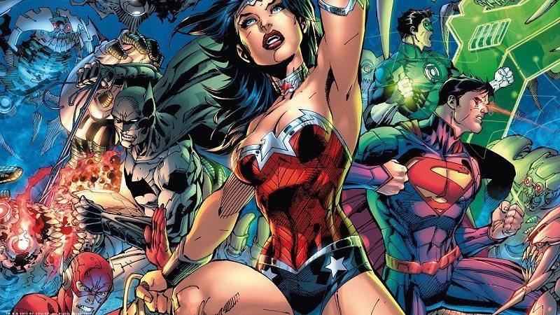 Wonder Woman, Justice League y Batman v Superman: Dawn of Justice