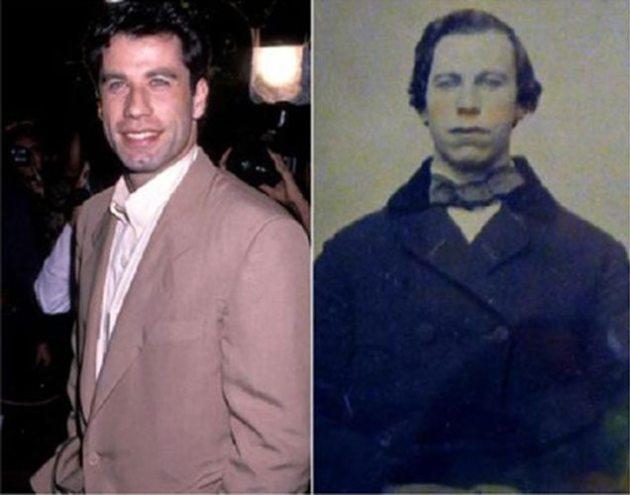 John Travolta y ¿John Travolta?