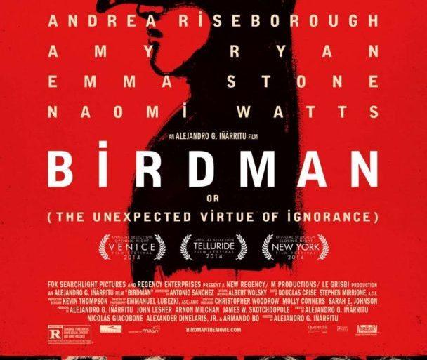 Película Birdman Crítica