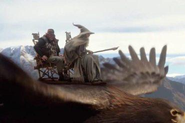 Air New Zealand, The Hobbit y un épico vídeo de seguridad aerea