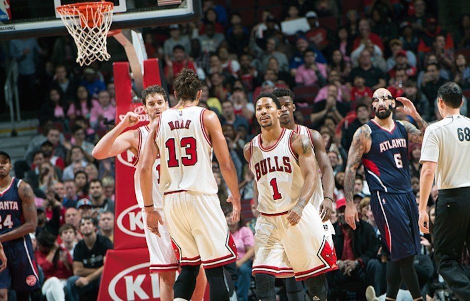 NBA Conferencia del Este - Chicago Bulls