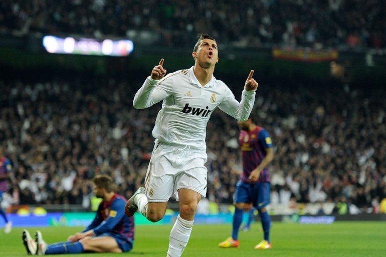Cristiano Ronaldo arrasa Premios La Liga BBVA 2013-2014