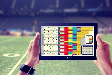 Microsoft Surface Pro 3 NFL