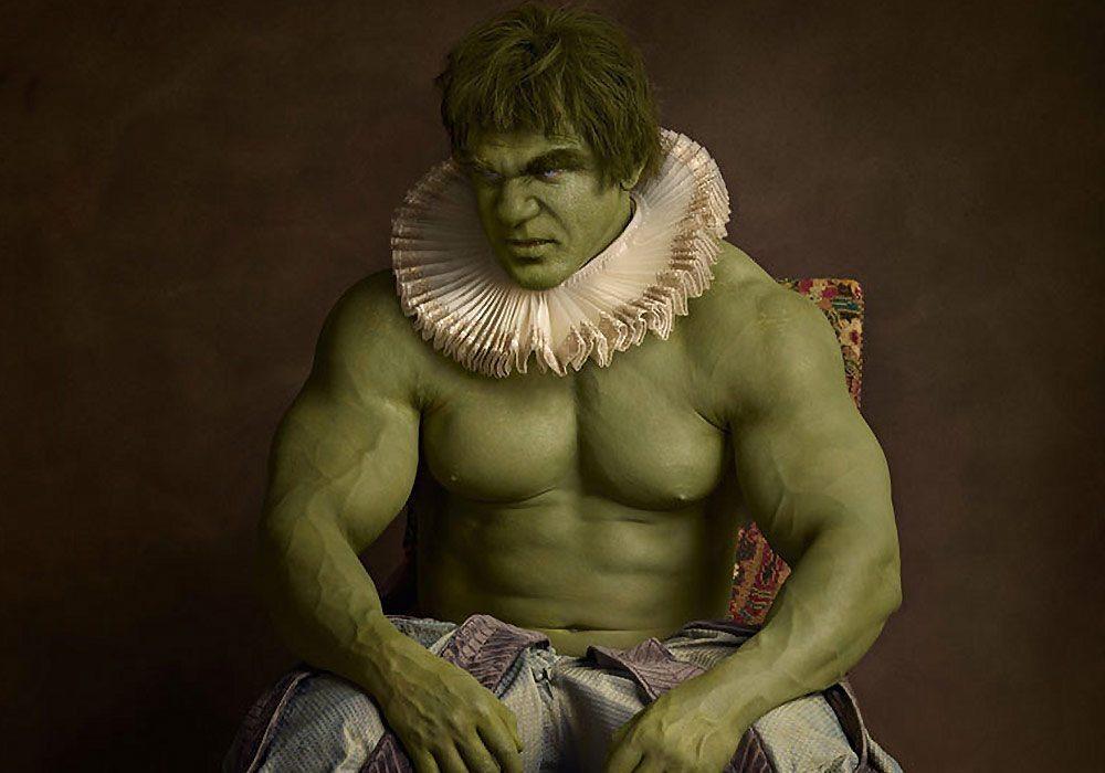 Sacha Goldberger - Hulk