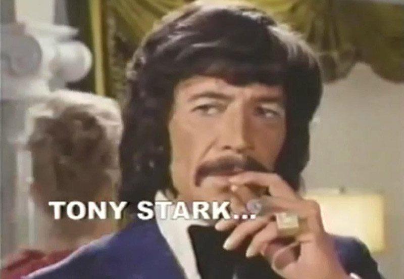 Tony Stark 1978