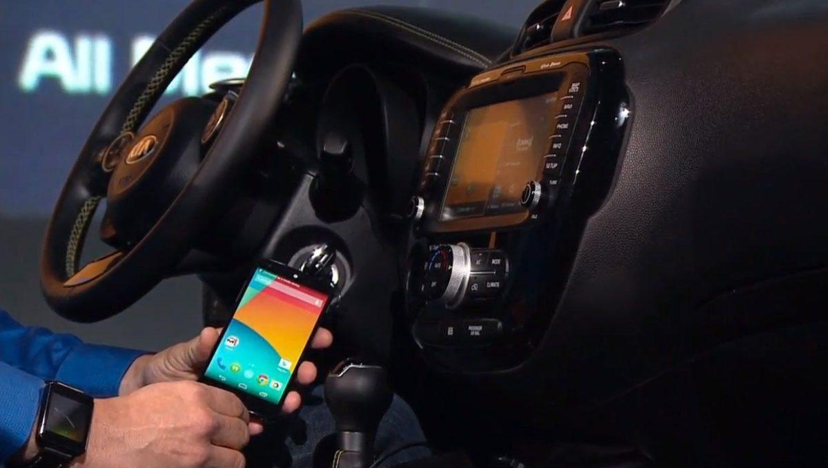 Android Auto junto con Android M