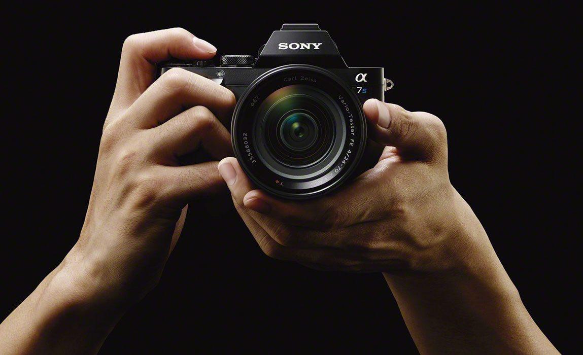Sony A7S cámara