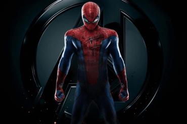 Spider-Man en The Avengers