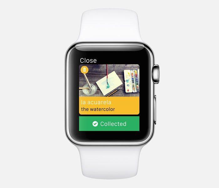 Babble Apple Watch app