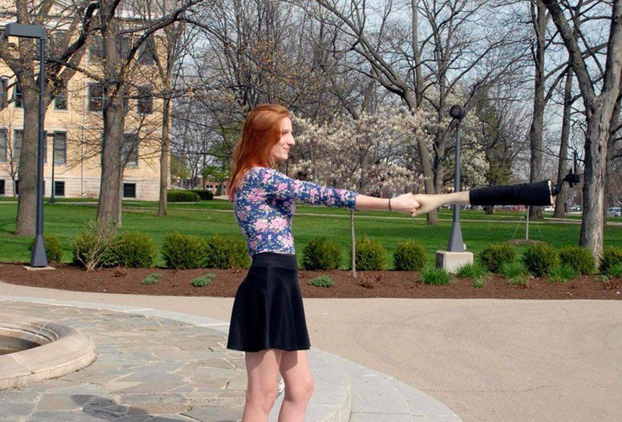 Selfie Arm - Selfie Stick en forma de brazo