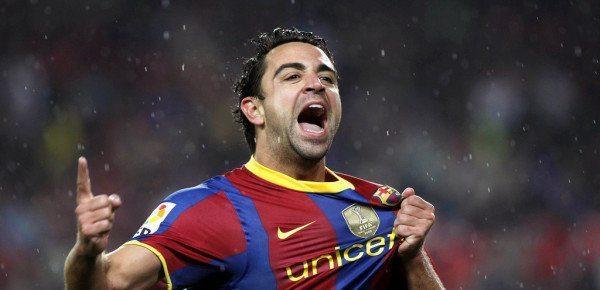 Xavi Hernández - FC Barcelona