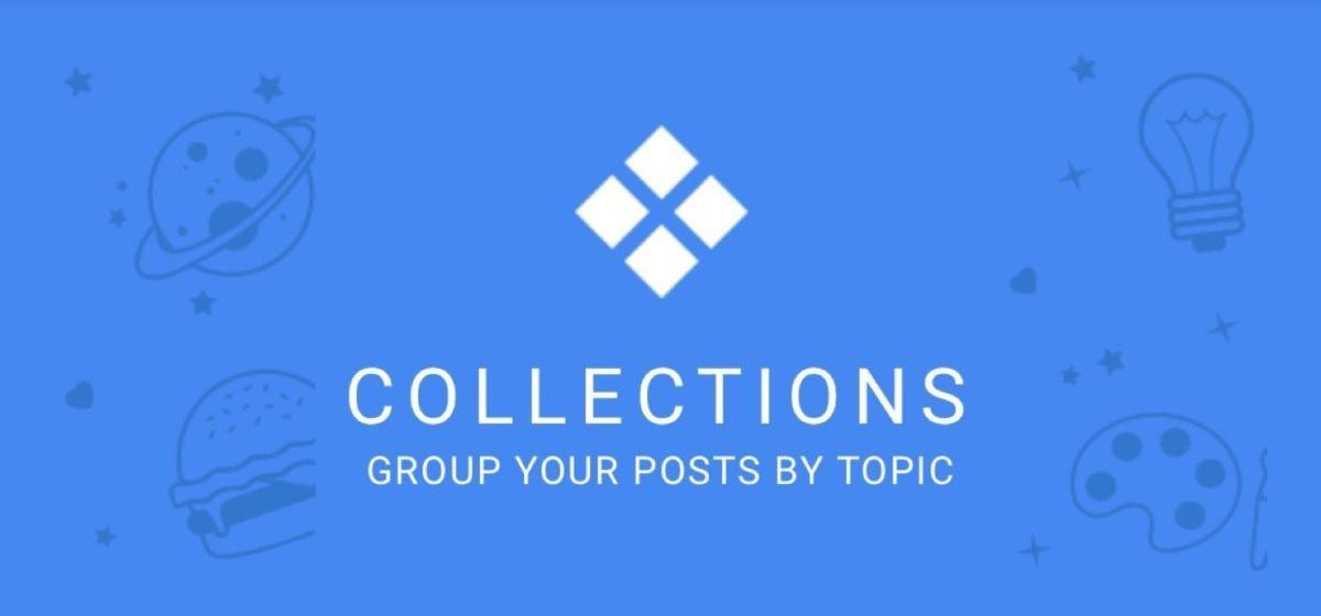Nueva opción de Collections en Google+