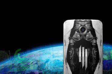 Skrillex Live Case