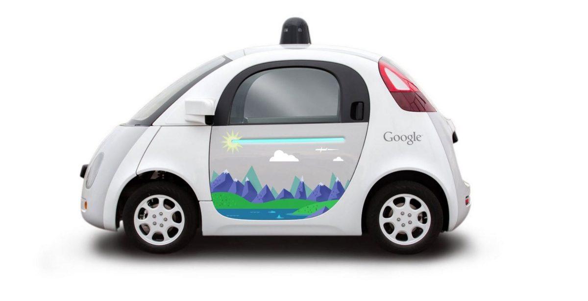 Auto de Google y Paint the Town