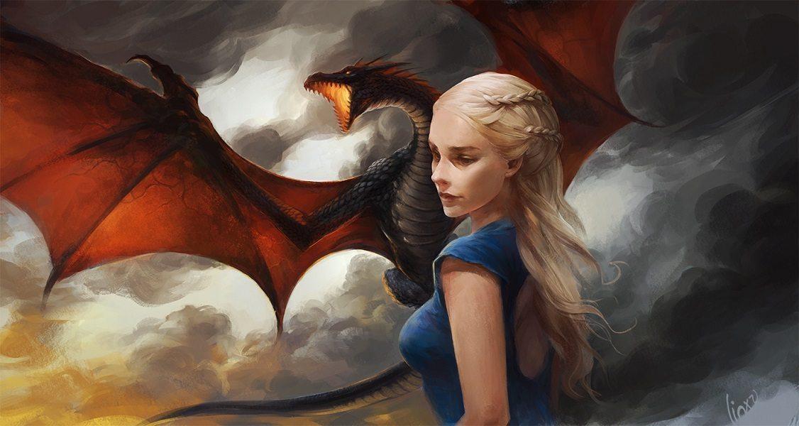 Daenerys Targaryen - Mad Queen